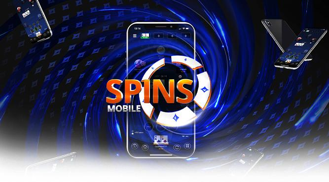 SPINS mobile